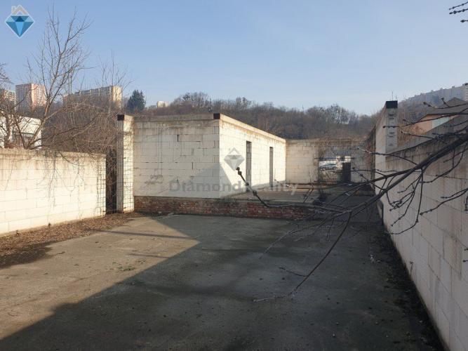 Reality Na predaj je rozostavaná stavba, Košice-Vyšné Opátske,