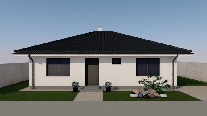 Reality Kvalitný 4-izbový bungalov s atypickými prvkami v interiéri
