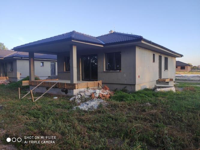 Reality Na predaj 4izb.rodinný dom vo výstavbe