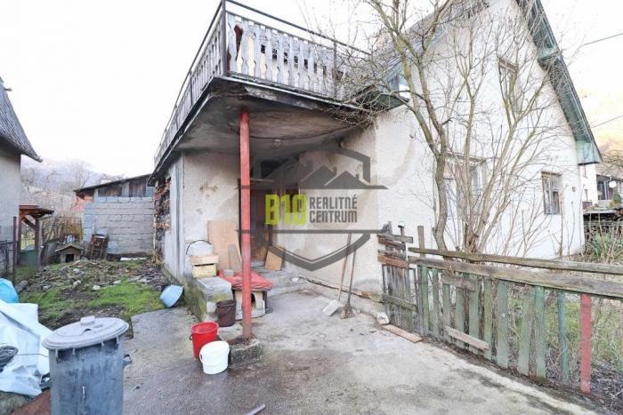 Reality ZNÍŽENÁ CENA! Starší RD Lazy pod Makytou, časť Dubková