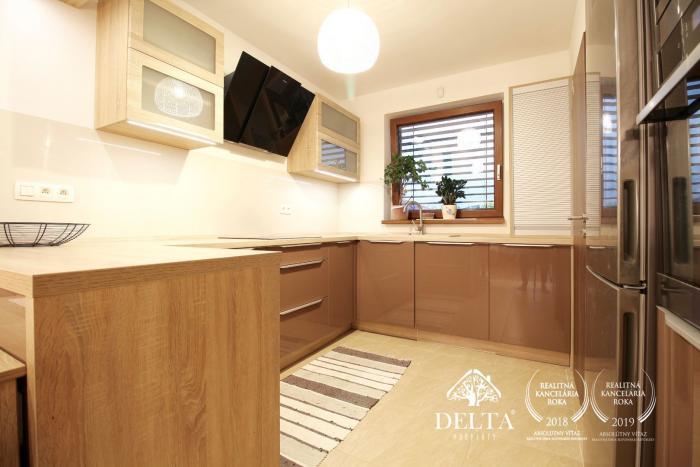 Reality DELTA | 4- izbový rodinný dom na prenájom, Malinovo