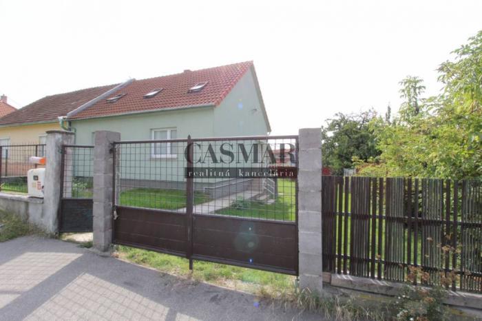 Reality CASMAR RK - Starší rodinný dom v Trnave