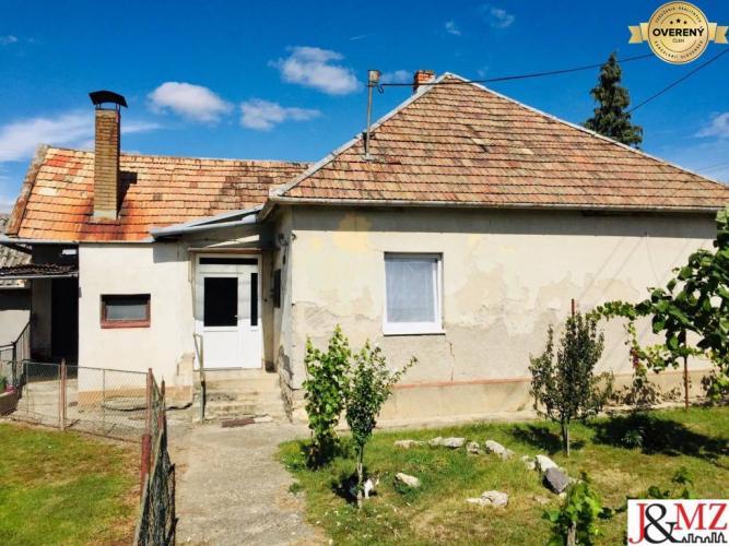 Reality rodinný dom vhodný na bývanie aj podnikanie - Demandice (IF1203)