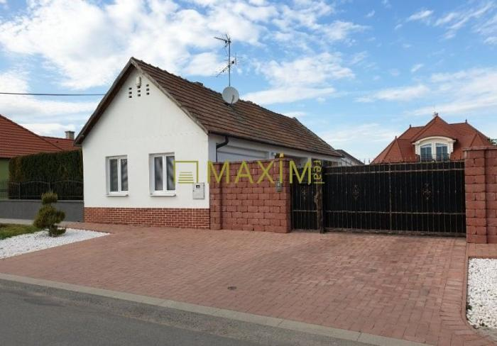 Reality 2-izbový rodinný dom v Slovenskej Novej Vsi