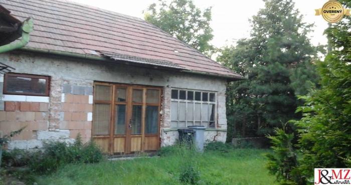 Reality Rodinný dom Jur nad Hronom (SM – 384)