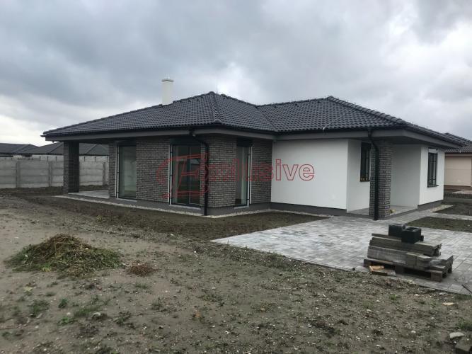 Reality Rodinné domy v novej časti Hviezdoslavova