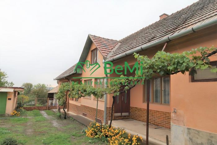 Reality Rodinný dom v obci Pastovce 095-12-MIVa