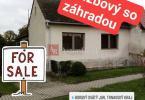 Reality Predaj: Rodinný dom Borský Svätý Jur, pozemok 873 m2