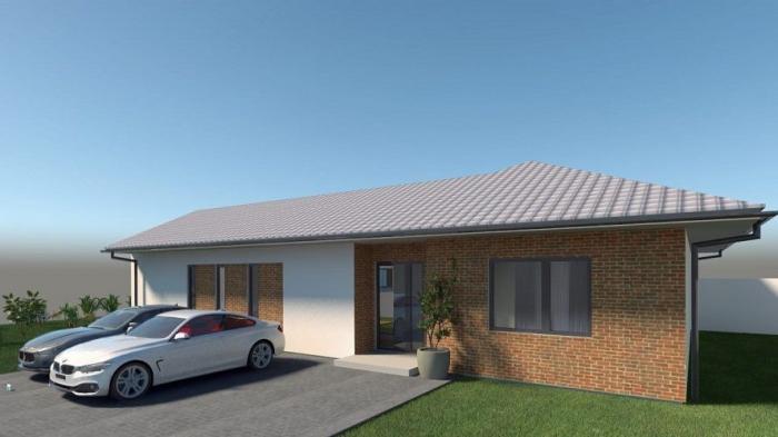 Reality Atypický 4-izbový bungalov s terasou v Miloslavove pri Bille