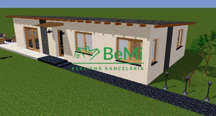 Reality Novostavba rodinného domu v meste Veľký Šariš - plánovaná výstavba (019-12-MKR)