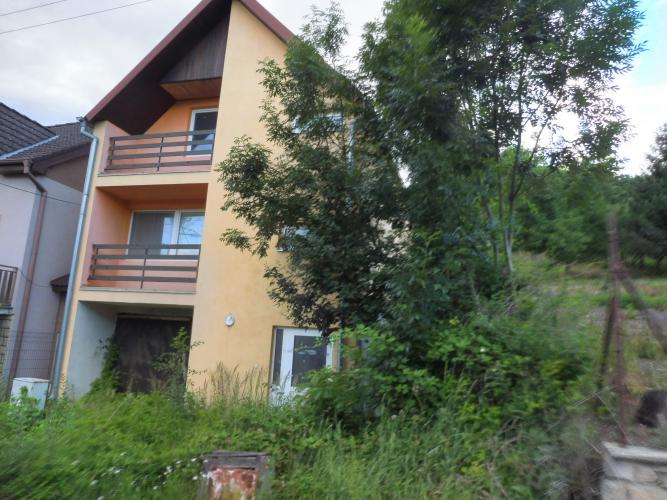 Reality Rodinný dom v obci Dobrá Voda, okres Trnava