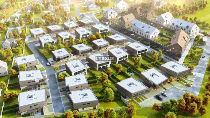 Reality LEXXUS-PREDAJ 3i RD , projekt OPÁL, 1. ETAPA, BA V.,Jarovce,197,42 m2