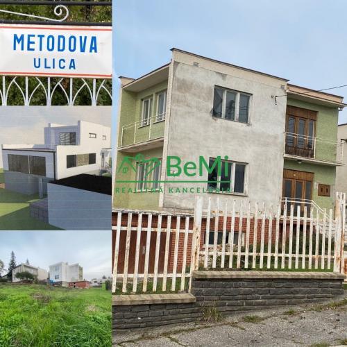 Reality Rodinný dom Nitra -  Zobor - Metodova ul. 201-12-MIG