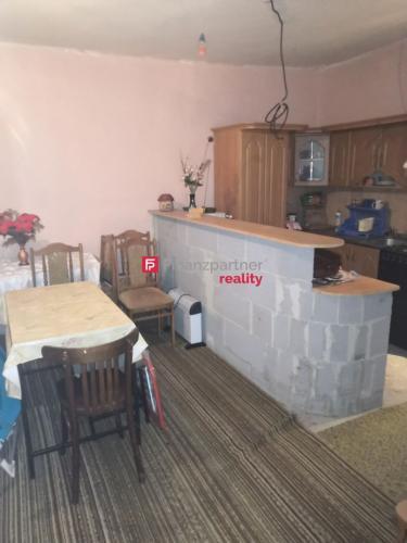 Reality Predaj, rodinný dom v obci Kaluža, okr. Michalovce  F003-12-JOJ