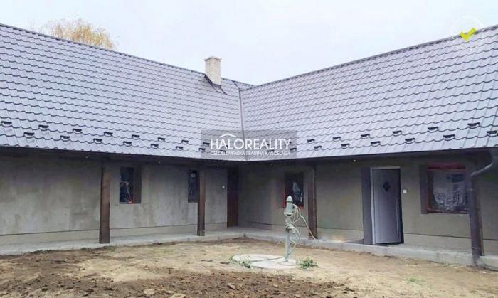 Reality Predaj, rodinný dom Lakšárska Nová Ves - EXKLUZÍVNE HALO REALITY