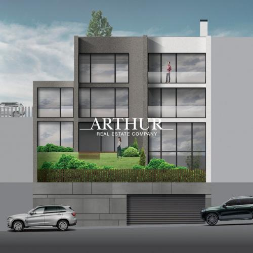 Reality ARTHUR - 6izb. RD, 347m2 pozemok, 447m2 ÚP, 2x garáž, terasa, Lichardova ul., BA I.,