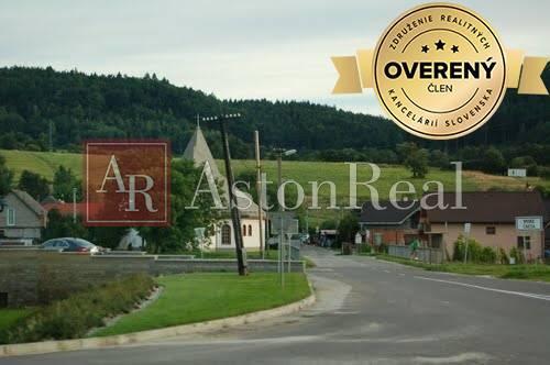 Reality Hľadám pre klienta Rodinný dom, Veľká Čausa