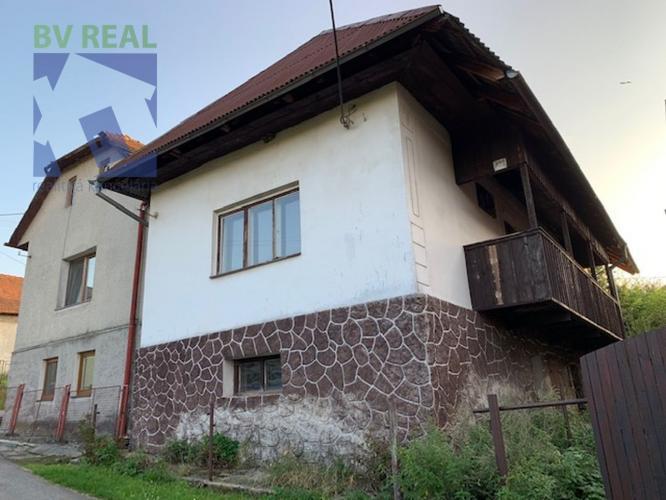 Reality BV REAL Na predaj rodinný dom so záhradou 634 m2 Horná Štubňa okres Turčianske Teplice FM1010
