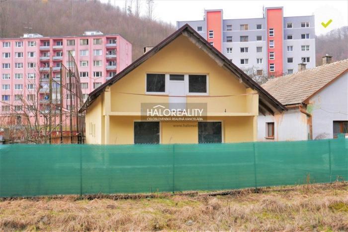 Reality Predaj, rodinný dom Utekáč - ZNÍŽENÁ CENA - EXKLUZÍVNE HALO REALITY