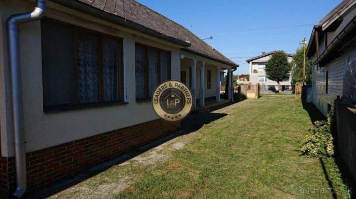 Reality Starší rodinný dom, Geča, 850 m², 97.500 €