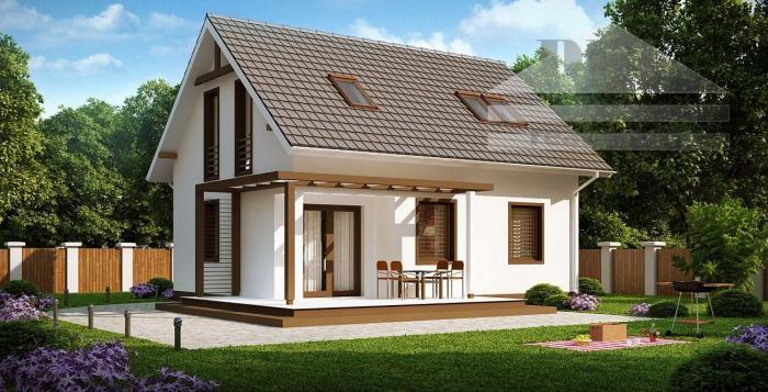 Reality Novostavba 4 izbového domu na kľúč  , Q 13