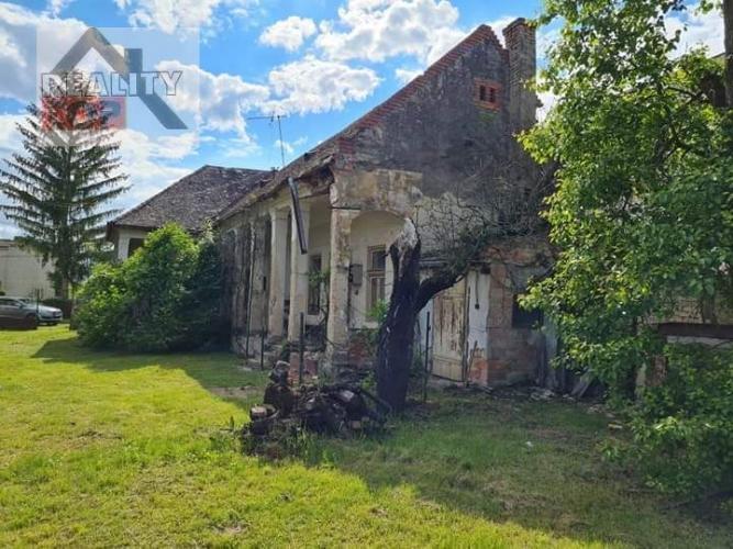 Reality Rodinný dom (historický, panský) na bývanie, penzión, investičná príležitosť