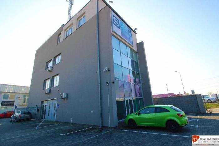 Reality REB.sk Predaj modernej administratívnej budovy v Bratislave, okres II