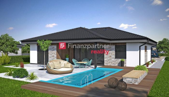 Reality Predaj novostavby 4i. rodinného domu v tichej lokalite pri Čiernej vode, Nová Dedinka