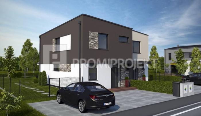 Reality 4 izbový rodinný dom v obci Hrubá Borša, Okružná ulice