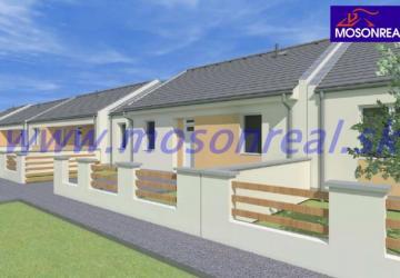 Reality ID-1160 Rajka - 4 izbový tehlový rodinný dom o úžitkovej ploche 76,09 m2