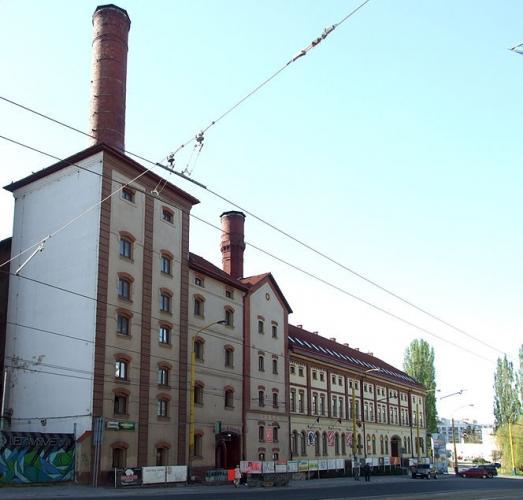 Reality Areál Košice - centrum Stará Sladovňa