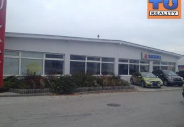 Reality Obchodno - prevádzkový areál, priemyselná zóna Trnava. Cena: 720 000 €.