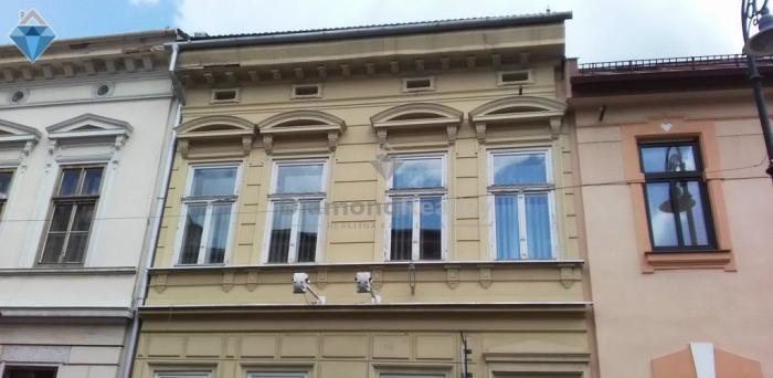 Reality Na predaj budova Mäsiarska, Staré Mesto, Košice I