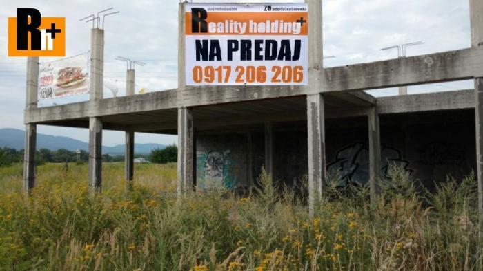 Reality Reality holding+ ponúka Obchodné centrum na predaj Prievidza Hornonitrianska cesta - vo výstavbe