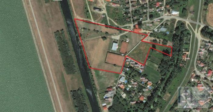 Reality Športový areál na predaj - cca 2,4 ha - Hamuliakovo