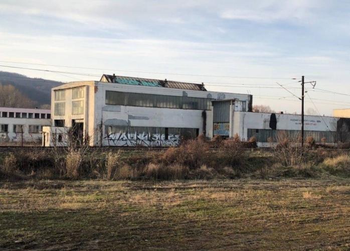 Reality Budova, hala,  sklad v areály DEPO Prešov