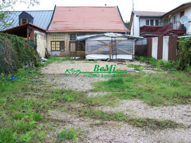 Reality Rodinný dom vhodný aj na podnikateľské účely, Nitra (154-18-LUB)