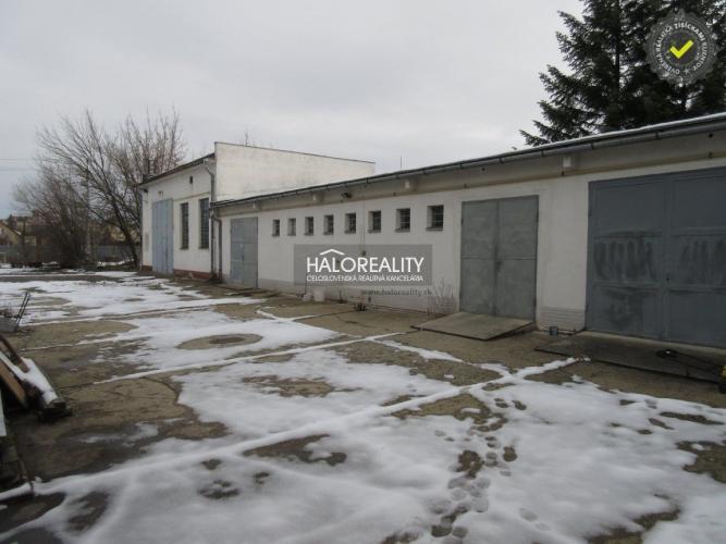 Reality Predaj, výrobná hala s pozemkom 4600 m2 Prievidza, EXKLUZÍVNE HALO REALITY