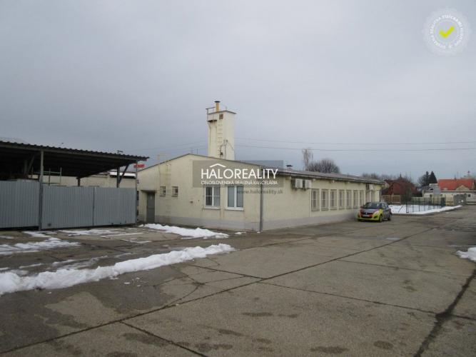 Reality Predaj, administratívna budova výrobná hala 2100 m2 - EXKLUZÍVNE HALO REALITY