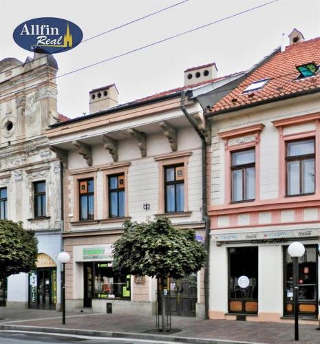 Reality Meštiansky dom v centre Prešova