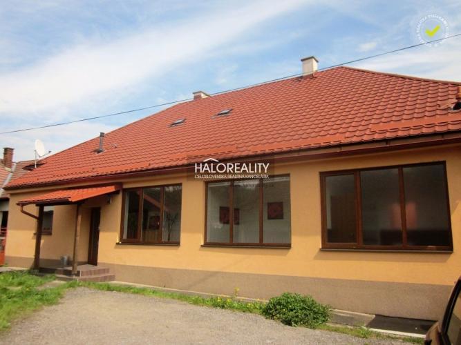 Reality Prenájom, komerčný objekt - rodinný dom Žarnovica