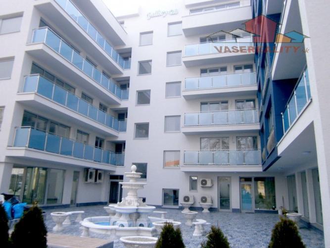 Reality Nebytové priestory v apartmánovom komplexe v centre mesta Piešťany