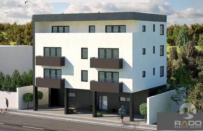 Reality Nebytový priestor 36,54 m2 v novostavbe - Trenčín, Partizánska ul.