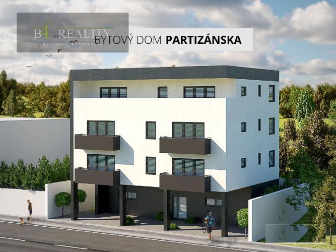Reality Nebytové priestory v novostavbe, 37 m2, prízemie, Trenčín, Partizánska ul./ širšie centrum