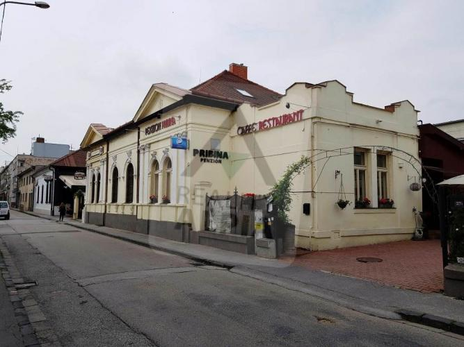 Reality Prevádzky, Nitra, Staré mesto