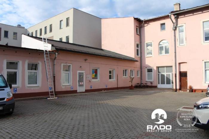 Reality RADO Reality ponúka na prenájom kancelársky priestor Žilina