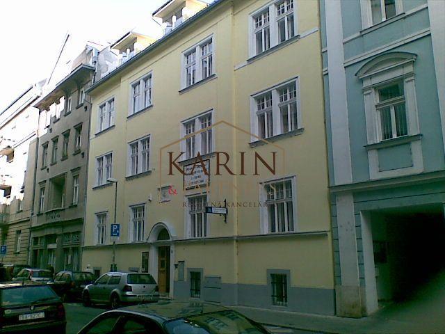 Reality Ponúkame na prenájom kancelárske priestory na Grösslingovej ulici, 109 m2