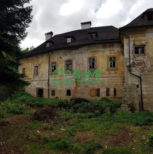 Reality Histrorická budova na predaj v vyhľadávanom meste Banská Štiavnica (259-12-LOS )