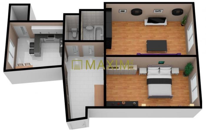 Reality 2i byt vhodný na komerčné priestory na Žabotovej
