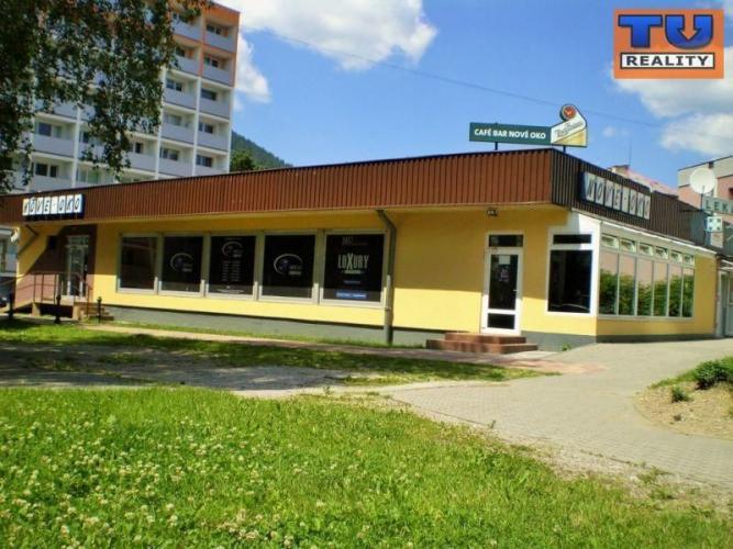 Reality Podnikateľský objekt 250 m2, centrum mesta Ružomberok, CENA: 250 000 €|
